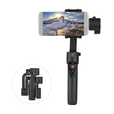 Funblu Mini Handheld 3-Axis Smartphone Gimbal Stabilizer for iPhone Android I6V5