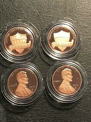 2019 S Proof Lincoln Sheild Cent Free Shipping*********************