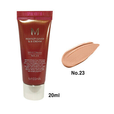 MISSHA M Perfect Cover BB Cream SPF42 PA+++ 20ml No.23 Natural Beige