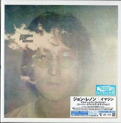 JOHN LENNON-IMAGINE THE ULTIMATE COLLECTION-JAPAN 4 SHM-CD+2 BLU-RAY Ltd/Ed AE50
