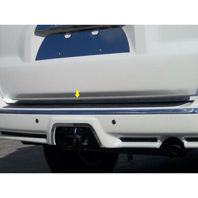 1pc. Luxury FX Stainless 1 3/8' Trunk Lid Accent Trim for 2010-19 Toyota 4Runner