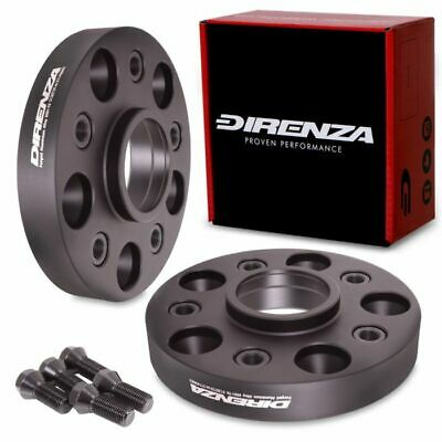DIRENZA 5x114.3 NISSAN to 5x120 BMW HUBCENTRIC ALLOY WHEEL SPACER PCD ADAPTERS