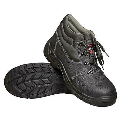 Centek CENTEK-FS330-SIZE10 Safety Shoes Work Boots Size 10 Protection Garage