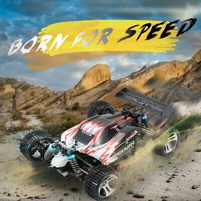 WLtoys A959 2.4G 1/18 Scale 4WD 45KM/h Electric RC Car RTR Off-road Buggy ES