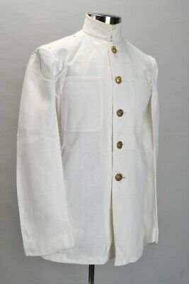 Royal Navy Officer's WW2 Foreign Service Uniform with King's Crown Buttons. MWT