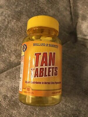 Opened TANNING PILLS Approx 45 Left Out Of 60! Unwanted Grab A Bargain!!
