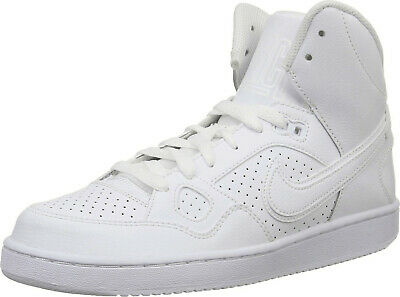 NIKE SON OF FORCE MID WEIß WHITE GR. 45 UK 10 NEU NEW AIR