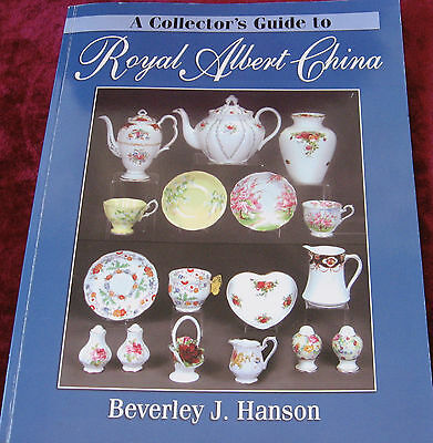 A Collector's Guide To Royal Albert China Book
