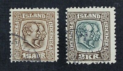 CKStamps: Iceland Stamps Collection Scott#78 84 Used