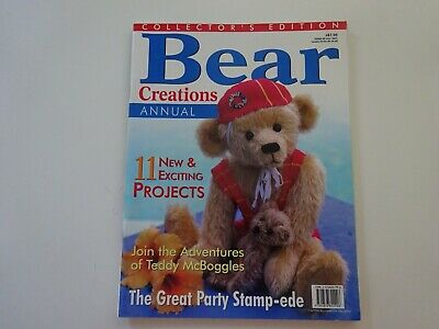 Bear Creations Annual-Collector's Edition-1998