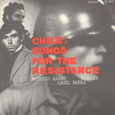 Chile: Songs Resistance - Various New Cd