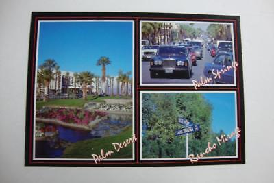 953) Palm Springs Ca ~ Marriott's Desert Springs Resort ~ The Palm Canyon Drive