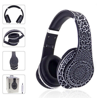 USB 3.5mm LED With Mic Surround Stereo Gaming Headset Headband Headphone