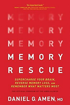 Memory Rescue:Supercharge Reverse Memory Loss Remember What Matters Most Paperba