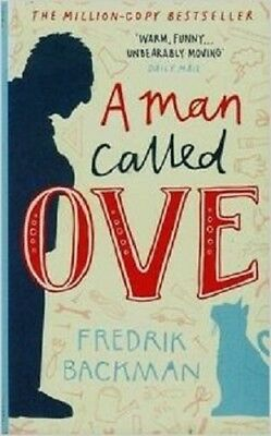 A Man Called Ove, Backman, Fredrik, New condition, Book