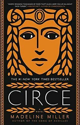 CIRCE by Madeline Miller (eBooks)