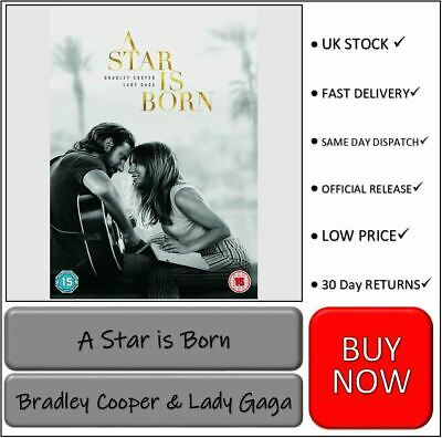 A Star Is Born Soundtrack - Lady Gaga & Bradley Cooper [CD]    BRAND NEW SEALED