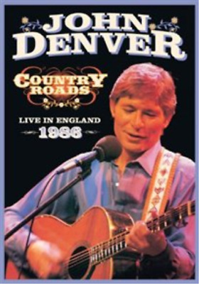 John Denver: Country Roads - Live in England 1986 DVD NEW