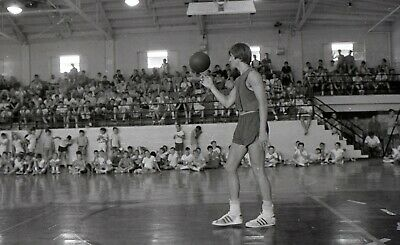 """Pete Maravich """"Pistol Petes Homework Basketball"""" Series. All 4 Lessons on 1 DVD."""