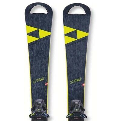 Fischer 2019 RC4 Worldcup SC Skis w/RC4 Z12 Bindings NEW !! 155,160,165,170cm