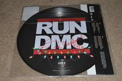 67ae30bbb719 RUN DMC CHRISTMAS In Hollis RSD picture disc NEW limited edition ...