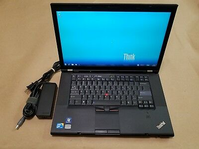 LENOVO THINKPAD W510 Laptop/Core i7-720Q 1 60 GHz/500GB HDD