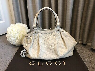468c5b5d326f 💯AUTHENTIC GUCCI GUCCISSIMA Leather Medium Sukey Tote Bag - $850.00 ...
