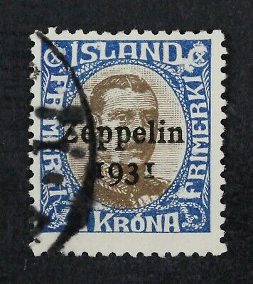 CKStamps: Iceland Stamps Collection Scott#C10 Used