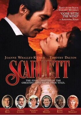 Mill Creek Entertainment Dmv54552D Scarlett-Sequel To Margaret Mitchells Ghos...