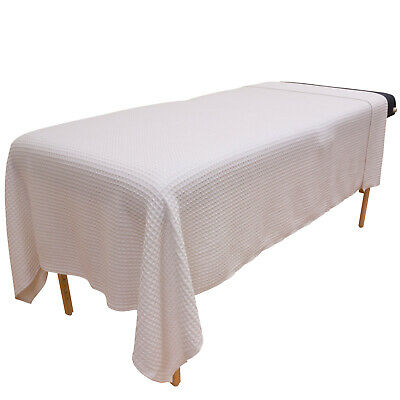 Massage Table Spa Blankets - Waflle Weave - by Body Linen