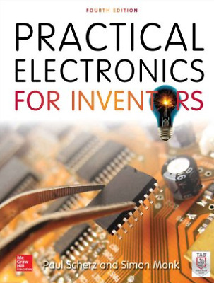Practical Electronics for Inventors  *EB00K*