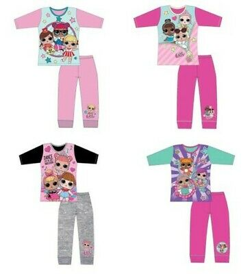 Lol Surprise Muñecas Niña Set Pijama, Lol Pijamas Ropa para Dormir