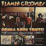 Flamin Groovies - Gonna Rock Tonite! The Complete Recordings 1969-71 (NEW 3CD)