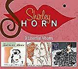 Shirley Horn - 3 Essential Albums (NEW 3CD)