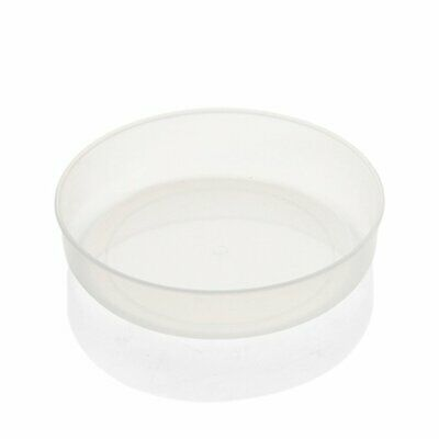 Transparent PP Plastic Plate Bowl Outdoor Portable Sauce Fruit Pla FE