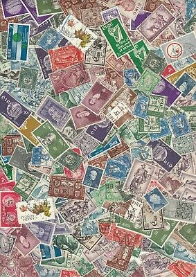 Nice Lot Ireland 1925 - 1980 : 300+ X Mint/used Nice Mix ! : Start $ 1.00 !!!!!!