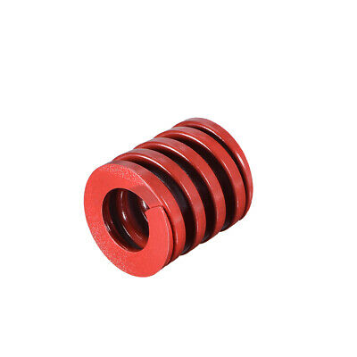 30mm OD 30mm Long Spiral Stamping Middle Load Compression Mould Die Spring 1Pcs