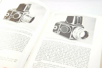 Hasselblad Photography Book by Les Barry.  Published 1959. Early Hasselblad