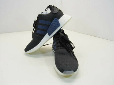 b04affc56 Adidas Originals Women s NMD R2 Shoes Core Black Noble Indigo CQ2008 Size  5.5