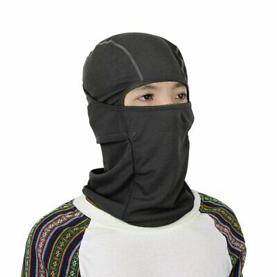 Breathable Face Mask Quick Dry Outdoor Tactical Motorcycle Cycling UV Prot DE