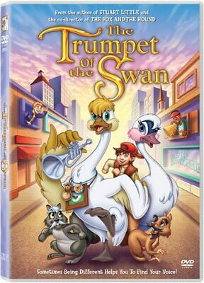 The Trumpet of the Swan [DVD] NEW!
