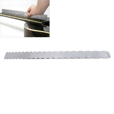 Electric Guitars Repair Tool Guitar Neck Notched Straight Edge Ruler Luthiers L