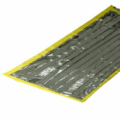 Aluminum Foil Coating Emergency Survival Rescue Blanket First Aid Blan GH