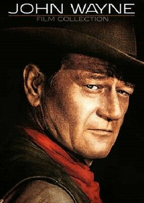 John Wayne Film Collection (DVD, 2012, 10-Disc Set) New