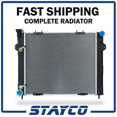 Radiator For 93-98 Jeep Grand Cherokee 4.0L L6 Fast Free Shipping Direct Fit