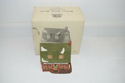 "Dept. 56---Dickens Village Series----""white Horse Bakery"" ---#5926-8"