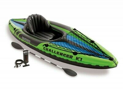 Kayak Challenger 1pers K1 INTEX - Selection VerySport