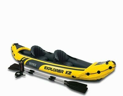 Canoe Explorer 2pers K2 INTEX - Selection VerySport