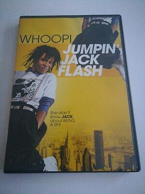 Jumpin Jack Flash (DVD, 2013)