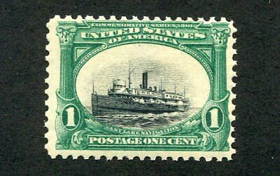 1901 U.S. Scott #294 One Cent Pan-American Expo Stamp Mint Never Hinged